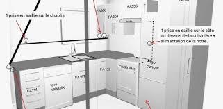 hauteur d un meuble de cuisine norme hauteur plan de travail cuisine usaginoheya maison