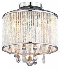 ceiling fans marvelous semi flush mount drum lights shabby chic