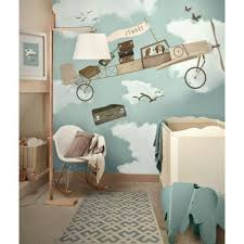la chambre de bébé dessin mural les plus belles chambres de bébé