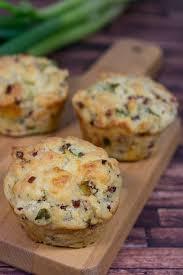 herzhafte lauch speck muffins rezept makeitsweet de