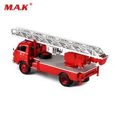 100 Fire Truck Kids Cheap Toys Scale Diecast Car Pompiers Vehicles Ladder