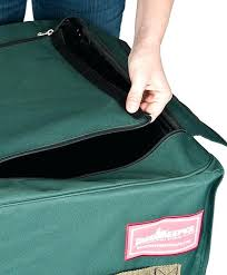 Christmas Tree Storage Bag Premium Heavy Duty Extra Large Lowes Canada