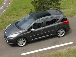 Peugeot 207 SW RC 2008 picture 7 of 21