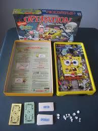 SPONGEBOB OPERATION Game In Oswego