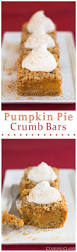 Storing Pumpkin Pie by Pumpkin Pie Crumb Bars Recipe Store Pumpkin Pies And Pies