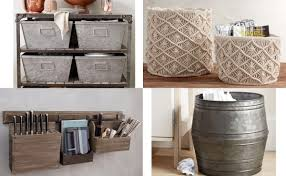 Up To 70% Off Pottery Barn Organization Clearance Event ...