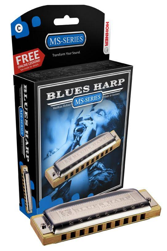 Hohner Blues Harp - Key of D