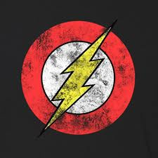 Mens T Shirt Flash Lightning Bolt Symbol Vintage Distressed In Shirts From Clothing Accessories On Aliexpress