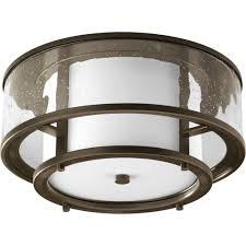 integrated led outdoor flush mount lights outdoor ceiling