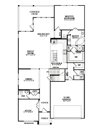 Beazer Homes Floor Plans Florida by Galveston Home Plan In Frisco Hills Little Elm Tx Beazer Homes