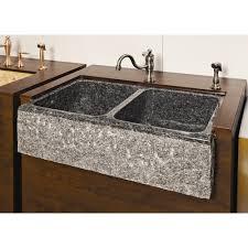black granite farmhouse kitchen sink quicua com