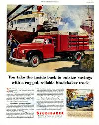 1947 Studebaker Truck Ad-01 | Back In The Day | Pinterest | Ads ...