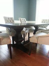cameron trestle table ethan allen my sky is the limit dining