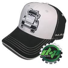 100 Mack Truck Hat Granite Cap Truck Trucker Hat Ball Cap Bull Diesel Gear Tractor Dog