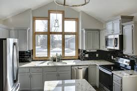 Prelude Vs Reflections Diamond Cabinets by Kitchen Semi Custom Kitchen Cabinets Semi Custom Kitchen Cabinets