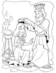 Draw Queen Esther Coloring Pages 20 On Picture Page With