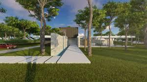 100 Architects Wings Villavings1 Architecture Villa House
