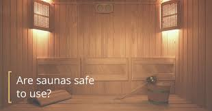 are saunas for you