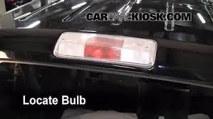 third brake light bulb change ford f 150 2004 2008 2006 ford f