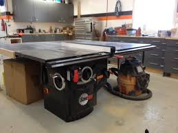 Cabinet Table Saw Kijiji by Buying And Transporting A Used Tablesaw Canadian Woodworking And