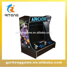 Bartop Arcade Cabinet Kit by 19 Inch Lcd Classic Bartop Mini Arcade Machine Buy Arcade