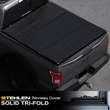 100 Truck Bed Bag Stehlen 714937190351 Solid TriFold Style Tonneau Cover