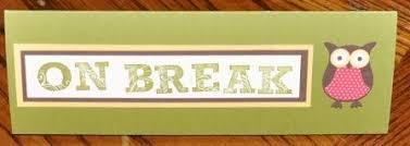 Yogamamma Exhales Break Time