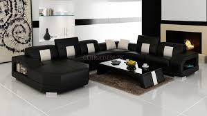 canap panoramique cuir pas cher canapé d angle panoramique miami en cuir design