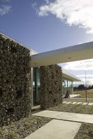 100 Gabion House Wanaka By Crosson Clarke Carnachan Architects
