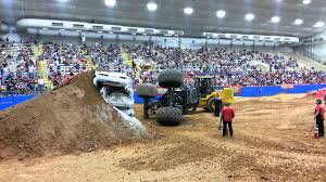 Monster Truck Backflip Goes Wrong And Wheels Fall Off Monster Jam Is Coming Free Tickets Truck Shows Saratoga Speedway Photos Videos Drawings Art Gallery Beach Devastation Myrtle Lyon Female Drives Grave Digger Monster Truck At Golden 1 Show The I Loved My First Rally Motsports Event Schedule Gold1center Ppg Paints Arena