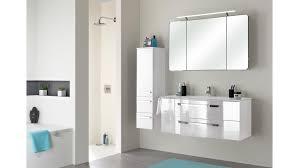 pelipal badezimmer fokus weiß hochglanz lack led