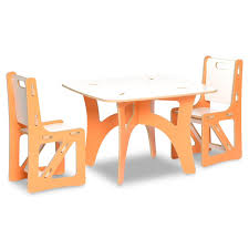 Kids Table And Chairs Set - Orange/White. | Interesting ... High Quality Cheap White Wooden Kids Table And Chair Set For Sale Buy Setkids Airchildren Product On And Chairs Orangewhite Interesting Have To Have It Lipper Small Pink Costway 5 Piece Wood Activity Toddler Playroom Fniture Colorful Best Infant Of Toddler Details About Labe Fox Printed For 15 Childrens Products Table Ding Room Cute Kitchen Your Toy Wooden Chairs Kids Fniture Room