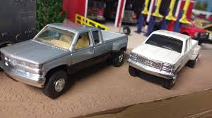 Reworking Some 1:64 Ertl 90's 3500 Gmc's - Album On Imgur