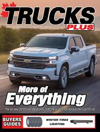 100 Lmc Truck Magazine S Plus OctoberNovember 2018 By RPM Canada Issuu