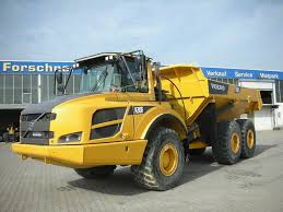 VOLVO A30F Articulated Dump Truck For Rent, Articulated Dumper ...