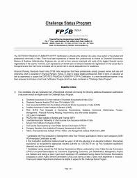 Chartered Accountant Resume Sample Best Resumes