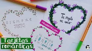 Juego Etiquetas Sobre Y Carta Para Armar San Valentin Amor