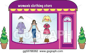 Pin Clothing Store Clipart 3