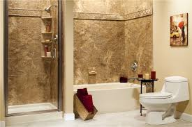 One Day Remodel One Day Affordable Bathroom Remodel Bath Wall Surrounds Bathroom Remodeling Nm Sandia