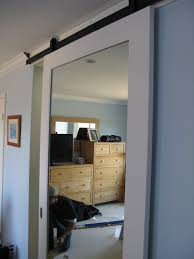 Hardware: Barn Door Fittings | Bathroom Mirrors, Barn Doors And Barn Beautiful Built In Ertainment Center With Barn Doors To Hide Best 25 White Ideas On Pinterest Barn Wood Signs Barnwood Interior 20 Home Offices With Sliding Doors For Closets Exterior Door Hdware Screen Diy Learn How Make Your Own Sliding All I Did Was Buy A Double Closet Tables Door Old