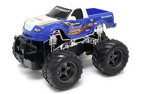 100 Bigfoot Monster Truck Toys Amazoncom New Bright 124 Radio Control Ford Big