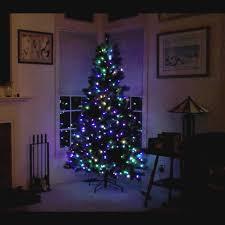 75 Flocked Christmas Tree by Mr Light Christmas Christmas Trees 7 5 U0027 Hard Needle