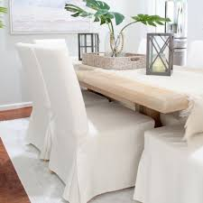 Why I Love My White Slipcovered Dining Chairs — House Full ... Ding Room Chair Covers From Pillowcases Jackie Home Ideas Serta Reversible Stretch Suede Slipcovers Short Skirt Parsons Chair Slipcovers Miss Mustard Seed Decor Beautiful Parsons Hd For Your Clothman For Printed Elastic Antistain Removable Washable Fniture Protector Linen Uk Chairs Kitchen And Tie Back And Corseted A Fun Way To Dress Up Sew Design Teal How Make A Custom Slipcover Hgtv Slipcover Tutorial How Make Set Of 2 High Elasticity Flowery