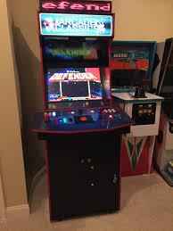 Mame Arcade Machine Kit by Pete U0027s Gameroom Mame Arcade Cabinet