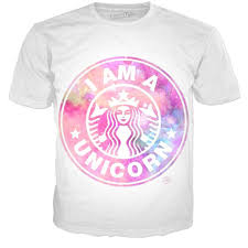 Starbucks Unicorn Tee