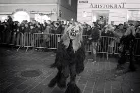 Vienna Halloween Parade Route by How To Blend In At An Alpine Krampus Parade Atlas Obscura