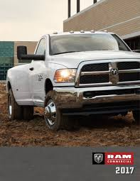 100 Ram Commercial Trucks 20172 By RAM