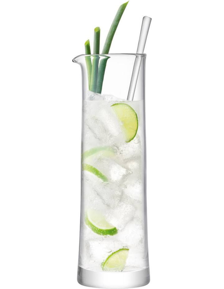 SA International Gin Cocktail Pitcher & Stirrer - 1.1L