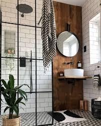 when industrial style meets bathroomgoals