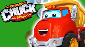100 Chucks Trucks Tucson The Adventures Of Chuck And Friends Chuck To The Rescue Full